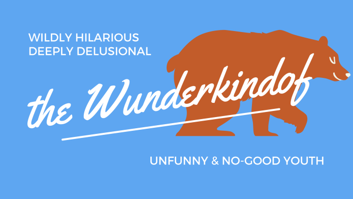 The Wunderkindof bear
