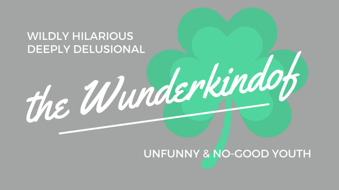 The Wunderkindof St Patricks Day