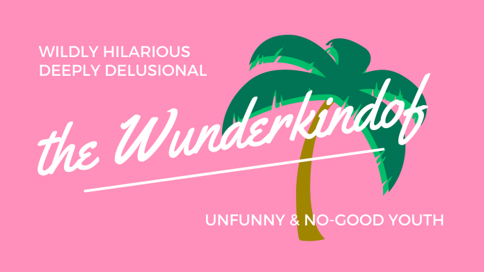 The Wunderkindof palm